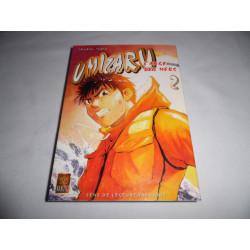 Manga - Umizaru, l'ange des mers - No 2 - Sato Shuho - Kabuto