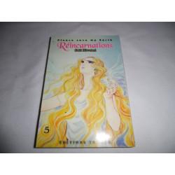 Manga - Réincarnations Please Save my Earth - No 5 - Saki Hiwatari - Tonkam