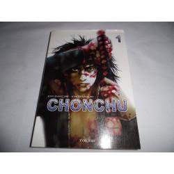 Manga - Chonchu - No 1 - Song-Jae Kim / Byung Jin Kim - Tokebi