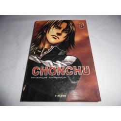 Manga - Chonchu - No 8 - Song-Jae Kim / Byung Jin Kim - Tokebi