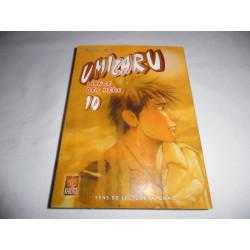 Manga - Umizaru, l'ange des mers - No 10 - Sato Shuho - Kabuto