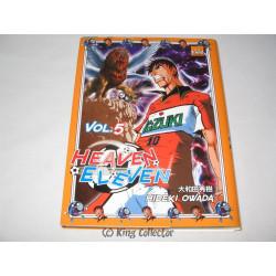 Manga - Heaven Eleven - Volume n° 05 - Hideki Owada