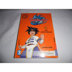 Manga - Beyblade - No 2 - Takao Aoki - Pocket Jeunesse