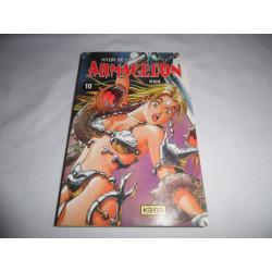Manga - Armagedon - No 10 - Hyun Se Lee - Kana