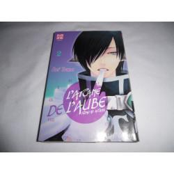 Manga - L'Arcane de l'Aube - No 2 - Rei Toma - Kazé