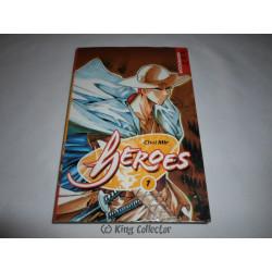 Manga - Heroes - Volume n° 1 - Choi Mir