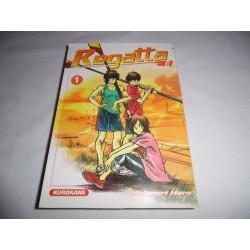 Manga - Regatta - No 1 - Hidenori Hara - Kurokawa