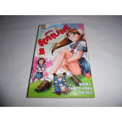 Manga - Avec Karine - No 5 - Taketo Higen / The Seiji - Taifu