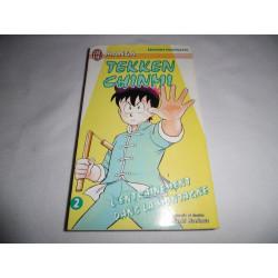 Manga - Tekken Chinmi - No 2 - Takeshi Maekawa - J'ai Lu