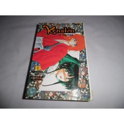 Manga double - Kenshin le Vagabond - No 1 - Watsuki Nobuhiro - Glénat