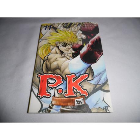 Manga - Player Killer / P.K. - No 11 - Lee Jong Kyu / Park Chul Ho - Tokebi