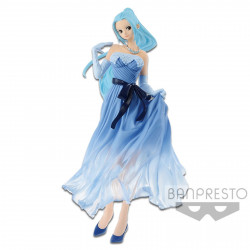 Figurine - One Piece - Lady Edge Wedding - Nefeltari Vivi Blue ver. - Banpresto