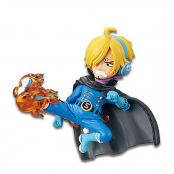 Figurine - One Piece - WCF Mugiwara56 vol 2 - Sanji - Banpresto