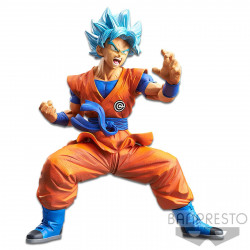 Figurine - Dragon Ball Heroes - Transcendence Art vol 1 - SS Blue Goku - Banpresto