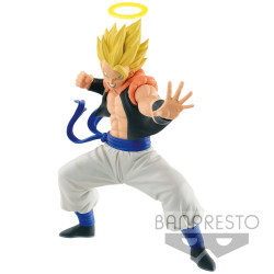 Figurine - Dragon Ball Z - World Figurine Colosseum in China - Gogeta - Banpresto