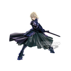 Figurine - Fate Stay Night - Heaven's Feel - Saber Alter - Banpresto