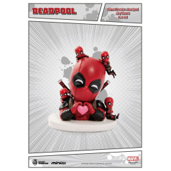 Figurine - Marvel - Mini Egg Attack - Deadpool - Day Dream - Beast Kingdom Toys