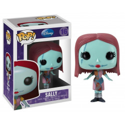 Figurine - Pop! Disney - L'Etrange Noël de Mr Jack - Sally - Funko