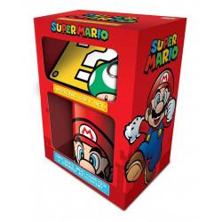 Coffret - Nintendo - Super Mario Bros. - Pyramid International