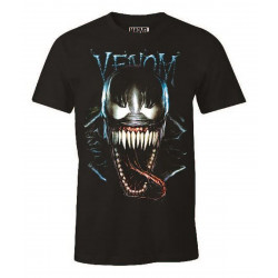 T-Shirt - Marvel - Venom - Dark Venom - Cotton Division