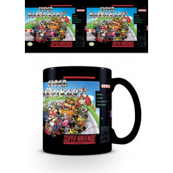 Mug / Tasse - Nintendo - Super NES Mario Kart - Pyramid International