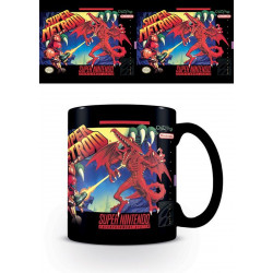 Mug / Tasse - Nintendo - Super NES Super Metroid - Pyramid International