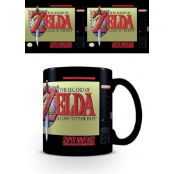Mug / Tasse - Nintendo - Super NES The Legend of Zelda - Pyramid International