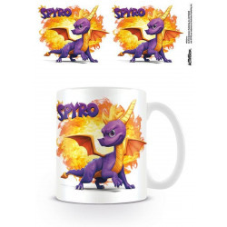 Mug / Tasse - Spyro - Fireball - Pyramid International