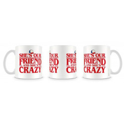 Mug / Tasse - Stranger Things - She's Our Friends - Pyramid International