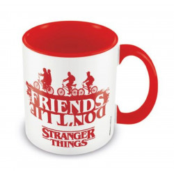 Mug / Tasse - Stranger Things - Coloured Inner Friends Don't Lie - Pyramid International