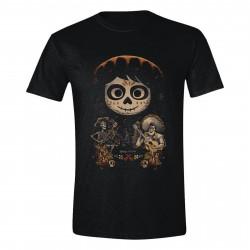 T-Shirt - Disney - Coco - Miguel Face Poster - PCM