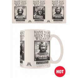 Mug / Tasse - Harry Potter - Thermique - Wanted Sirius - Pyramid International