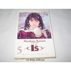 Manga - I''s - Volume n° 05 - Masakazu Katsura