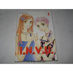 Manga - I.N.V.U. - Volume n° 02 - Kim Kang Won
