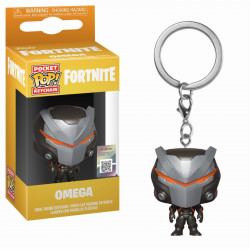 Porte-clé - Pocket Pop! Keychain - Fortnite - Omega - Funko