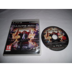 Jeu Playstation 3 - Saints Row IV - PS3