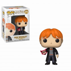 Figurine - Pop! Movies - Harry Potter - Ron with Howler - Funko