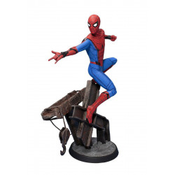 Figurine - Marvel - Spider-Man - Homecoming - ARTFX+ - Kotobukiya