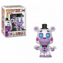 Figurine - Pop! Games - Five Nights at Freddy's Pizza Slim - Helpy - Vinyl - Funko