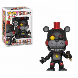 Figurine - Pop! Games - Five Nights at Freddy's Pizza Slim - Lefty - Vinyl - Funko