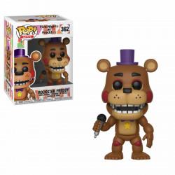 Figurine - Pop! Games - Five Nights at Freddy's Pizza Slim - Rockstar Freddy - Vinyl - Funko