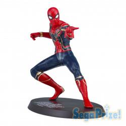 Figurine - Marvel - Avengers Infinity War - LPM Iron Spider - SEGA