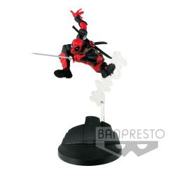 Figurine - Marvel - Creator x Creator - Deadpool - Banpresto