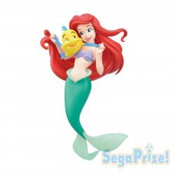 Figurine - Disney - La Petite Sirène - Ariel LPM Premium - SEGA