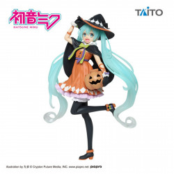 Figurine - Vocaloid - Hatsune Miku Halloween Ver. 2nd Season - Taito