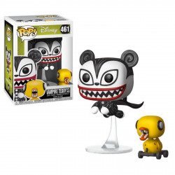 Figurine - Pop! Disney - L'Etrange Noël de Mr Jack - Vampire Teddy & Duck - Vinyl - Funko
