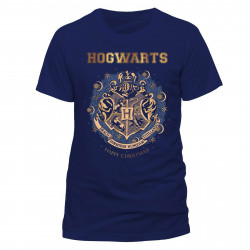 T-Shirt - Harry Potter - Christmas at Hogwarts - CID