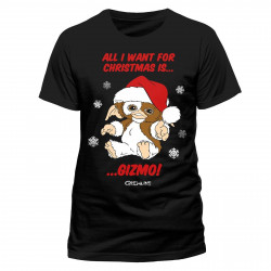 T-Shirt - Gremlins - All I Want is Gizmo - CID