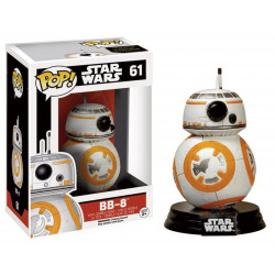 Figurine - Pop! Movies - Star Wars - BB-8 - Vinyl - Funko