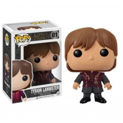 Figurine - Pop! TV - Game of Thrones - Tyrion Lannister - Vinyl - Funko